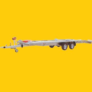 PKW Anhänger 159, Fahrzeug / PKW Transporter mieten